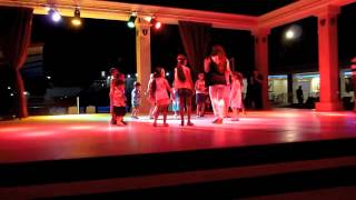 Mini-disco 2013 Imperial De Lux, Beldibi, TURKEY