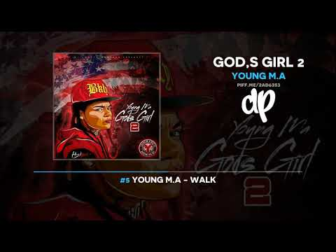 Young M.A - God's Girl 2 (FULL MIXTAPE + DOWNLOAD)