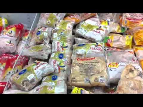 United Hyper Market Dubai Frozen Chicken and Parts