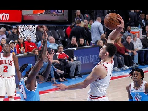 Best Plays From Monday Night's NBA Action! | Zach LaVine Poster Slam and More!
