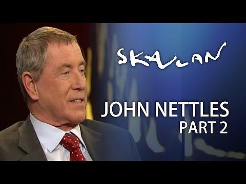 John Nettles   Part 2  Skavlan