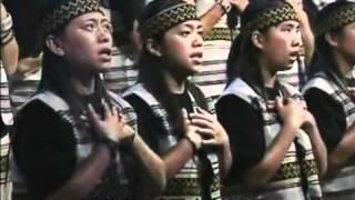 Koor Paskah yang paling bagus di Dunia dari Taiwan