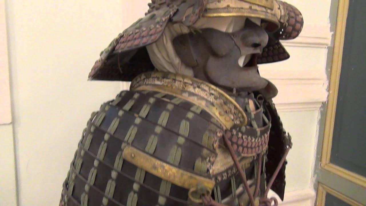 Antica armatura da samurai castello la mandria torino 4 for Samurai torino
