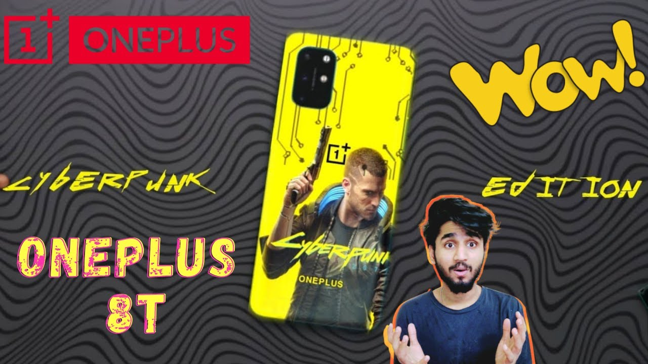 Download OnePlus 8T Cyberpunk 2077 Edition - Full Detail, Price, Release Date, Features & More | Oneplus..