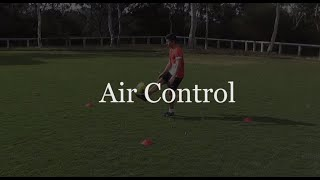 Individual Soccer Training: The Air Control