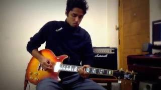 Blues and Rod (Black) Guitar Solo by Atik Haque