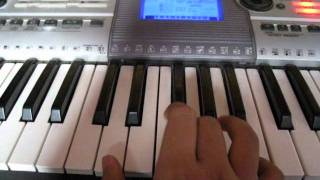 Best Piano Tutorial : Stay Strong By News Boys