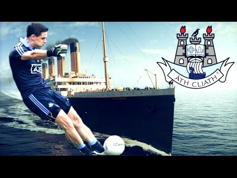 Stephen Cluxton's winning point is a lot better with the Titanic song.