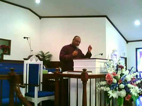 Pastor Terry Ball - Wash & Be Clean Part 1