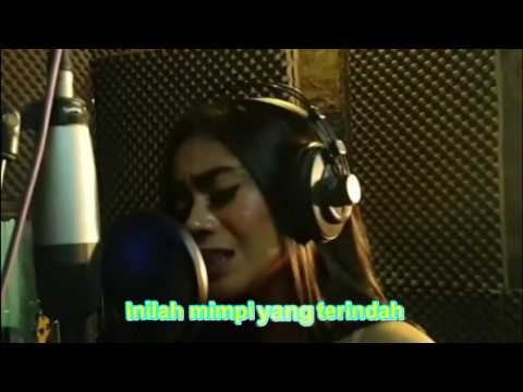 Angel Vie - Mimpi Terindah (COVER VERSION with KARAOKE LYRIC)
