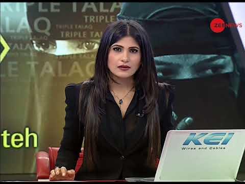 Taal Thok Ke: Triple talaq Bill explained, Watch debate on criminalising instant triple talaq