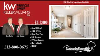 Cincinnati Real Estate for Sale  5546 Wetherly Drive, South Lebanon, OH 45065