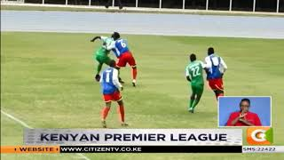 Gor Mahia blast through Mt. Kenya United 4 - 1