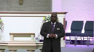 Good News Church | Sunday Service | 9AM | Bishop Rickie White | 09-19-2021