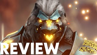 Godfall Review - Shallow, Shint Looter-Slasher (Video Game Video Review)
