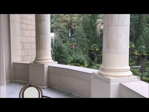 Амра парк отель спа Гагра Абхазия Апартаменты