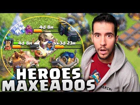 mejoro-todos-mis-heroes-al-maximo-a-la-vez-|-clash-of-clans-th-13