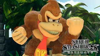SUPER SMASH BROS ULTIMATE: ¡KING K. ROOL (Tsaulio) vs DONKEY KONG (Dumak)! (Pro Players).
