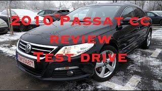 Passat CC 2010 - Review