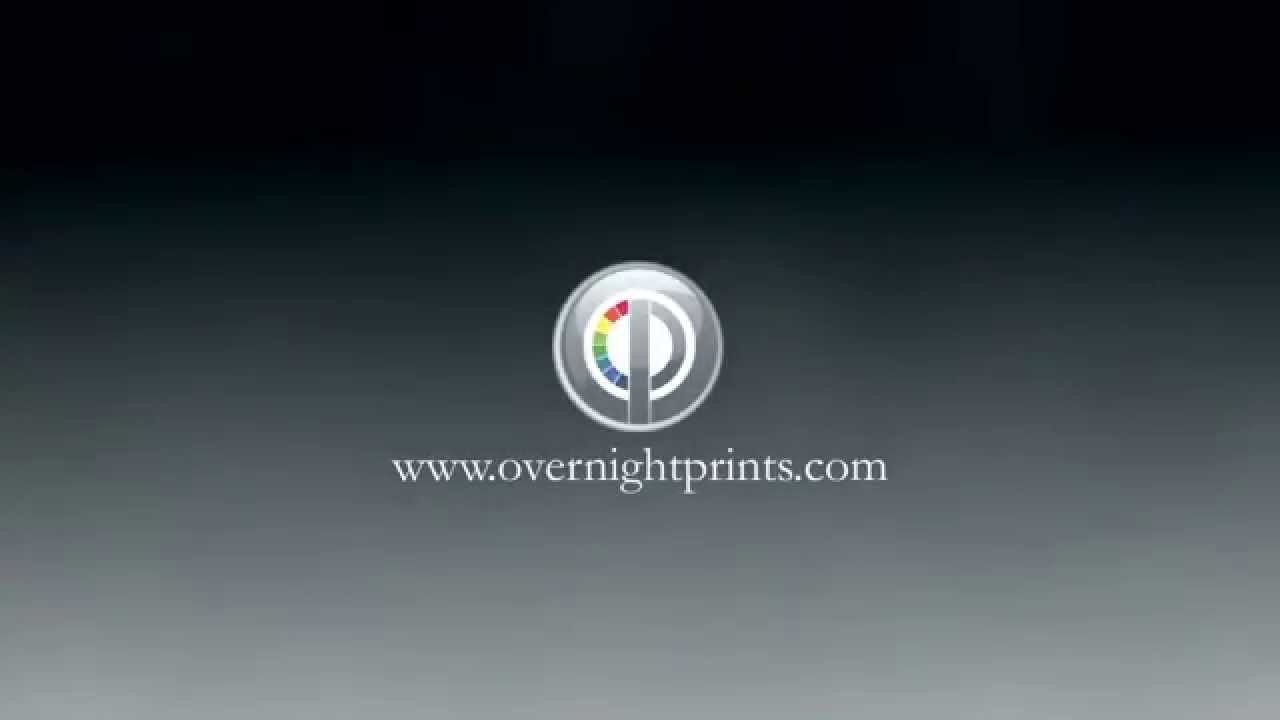 Overnight prints sandwich business cards youtube magicingreecefo Gallery
