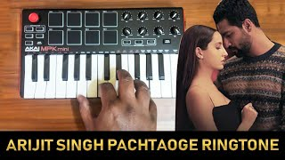 Arijit Singh - Pachtaoge | Heart Breaking song | Cover By Raj Bharath | Download Link In Description