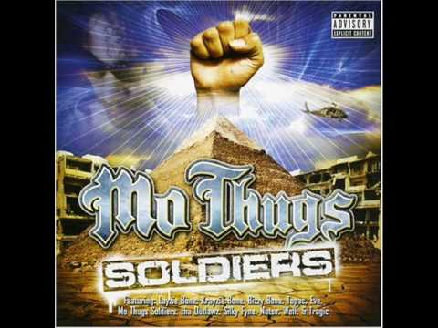 Mo Thugs - The Backyard