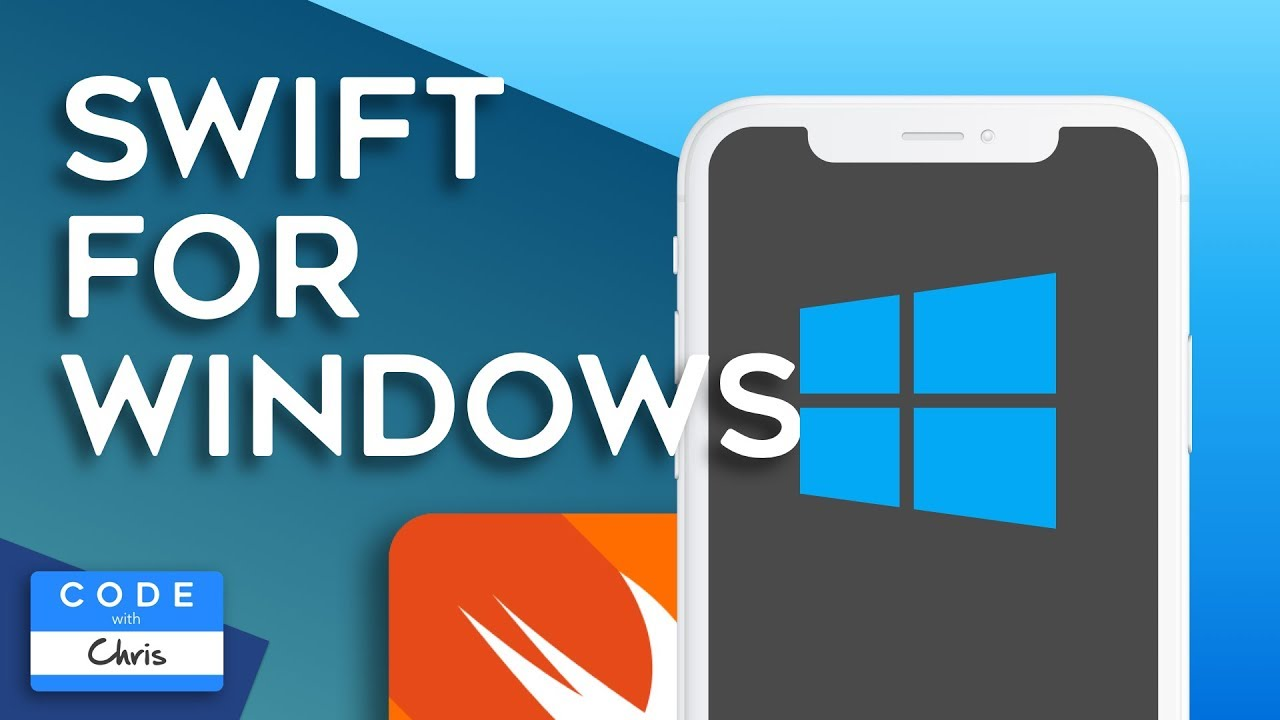 Swift for Windows (2018) - Learn Swift In Your Browser!