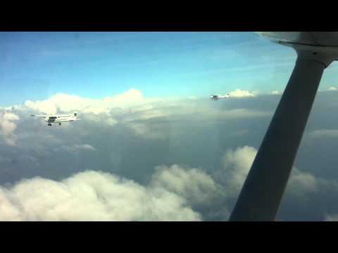 Flight of 3 over Mindoro.MOV