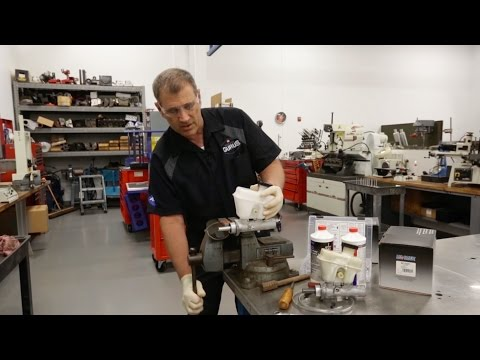 How to Bench Bleed Master Cylinder