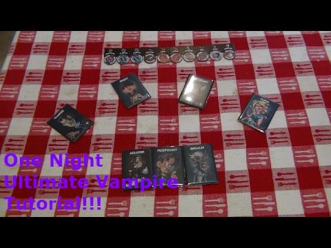 one night ultimate werewolf vampire