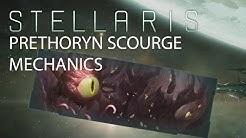 Stellaris - Prethoryn Scourge Crisis Mechanics