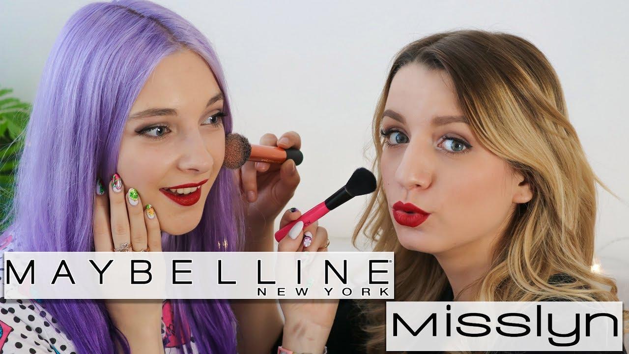 Американский VS Немецкий макияж. Сравнение Maybelline New York и MISSLYN. Что лучше?