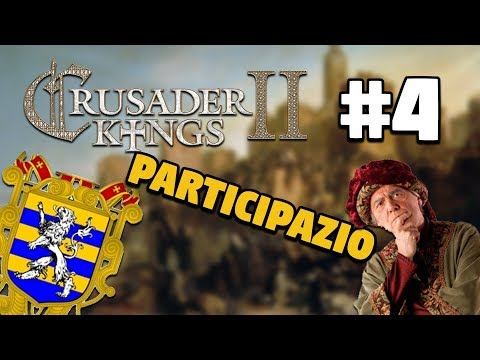 Crusader Kings II | Participazio Merchants #4 | Regalia