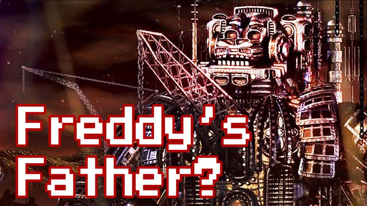 Scott Cawthon Games #1 | Five Nights At Freddy's Creator [2015-05-20]