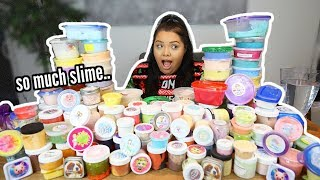 Giant Slime Smoothie! huge fan slimes review