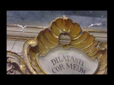 Ortezzano, san Girolamo e santa Maria nel post terremoto (manortiz)