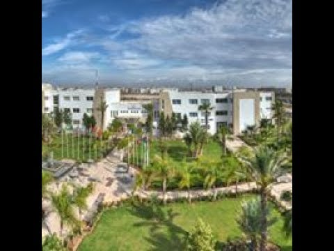 Film institutionnel Universiapolis-Université Internationale d'Agadir VF 2017