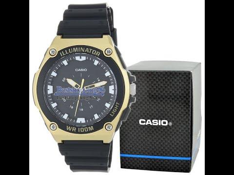 Обзор наручных часов Casio MCW 100H 9A