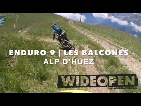 DREAM TRAILS - Les Balcones (enduro 9) Alp D'Huez
