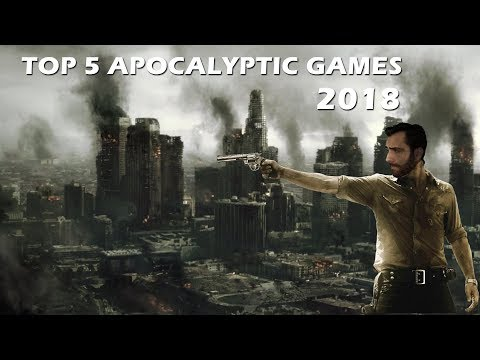 Top 5 Post-Apocalyptic Games For PC And PS4