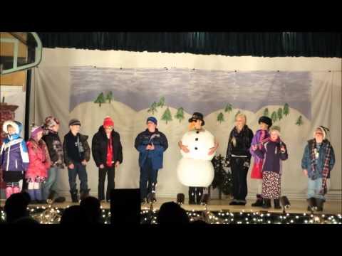 Elliston School Christmas Play 2013