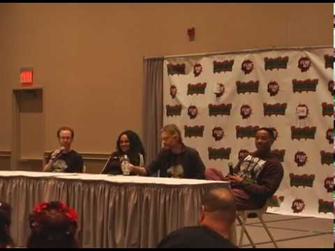 Scarefest Panel People Under the Stairs