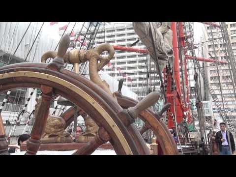 Sedvor yacht in Hong Kong 2013