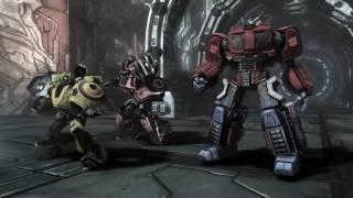 ТРАНСФОРМЕРЫ: Война за Кибертрон   Глава 10   Мультики про роботы для мальчиков и девочек