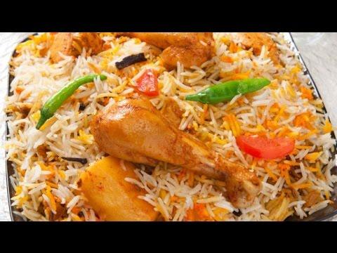 Tupike na Anne Episode 5: Chicken Reshmi Biryani