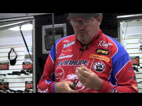 Lew's pro David Fritts talks about tuning crankbaits