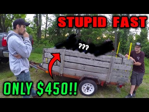 DUAL SPORT BARN FIND?!! NEW DAILY!!