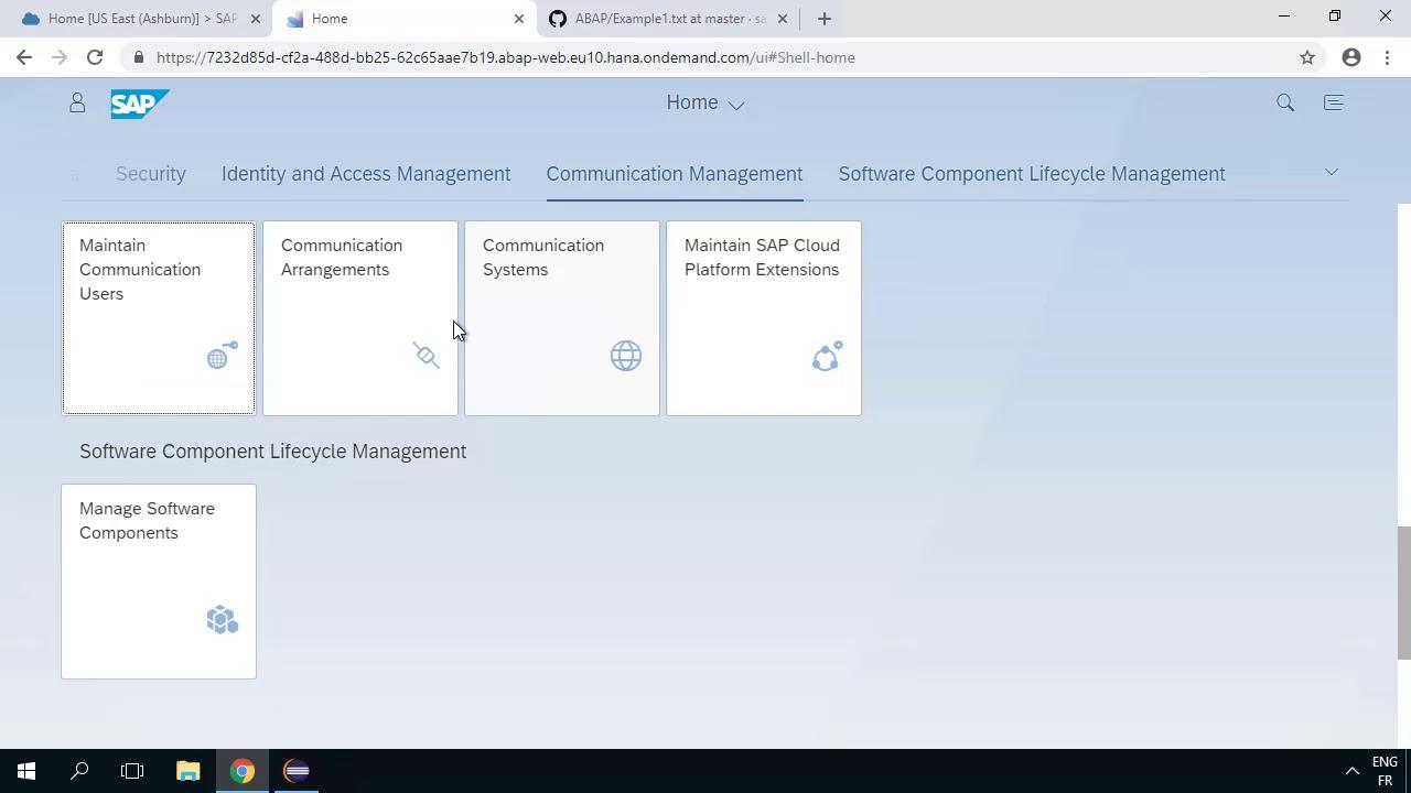 SAP HANA Academy - SAP CP ABAP Env: 04  Create OData Service