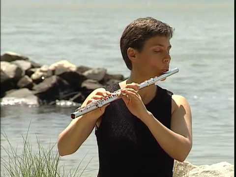 Celtic Flute Music - Gearr Aonach - composer Jennifer Margaret Barker