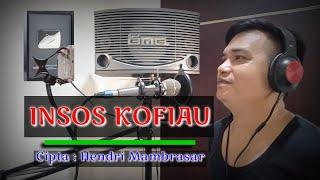 INSOS KOFIAU - HENDRI MAMBRASAR   COVER : FERDY L
